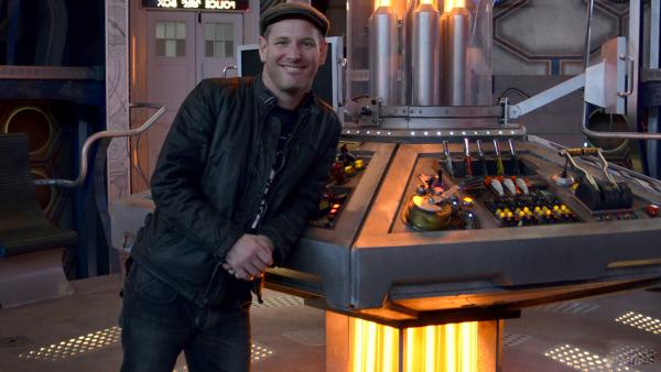 Slipknot Screams for <i>Doctor Who!</i>