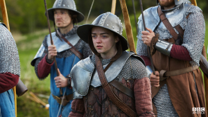 #Maisiecam: Maisie Williams Goes Behind the Camera