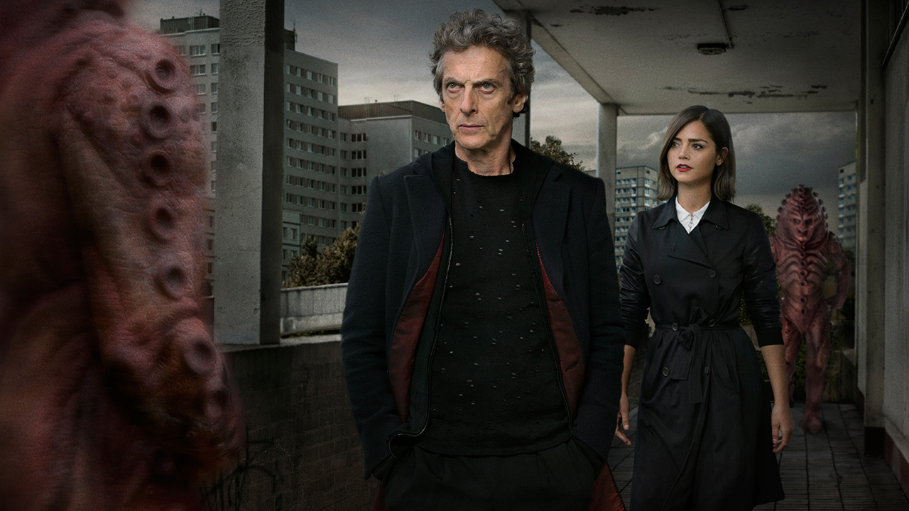 A Sneak Peek at All the New 'Doctor Who'