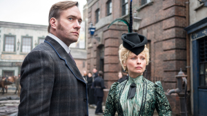 <i>Ripper Street</i> Opener: Behind the Scenes