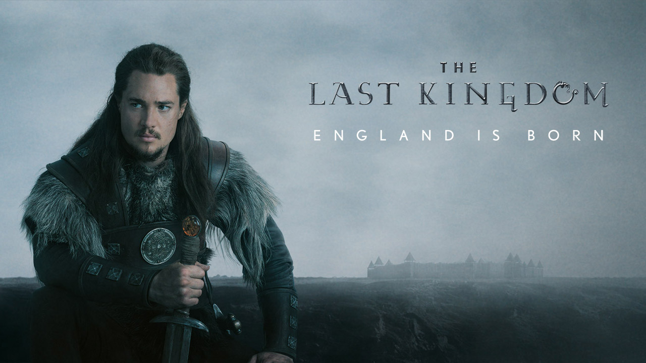Announcing: <i>The Last Kingdom</i>