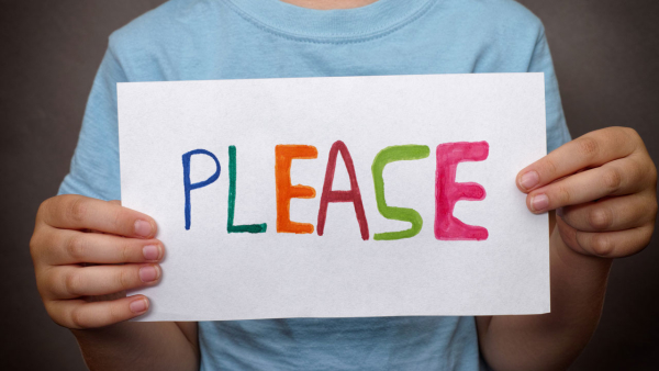 Is it Necessary to Say 'Please' in America?