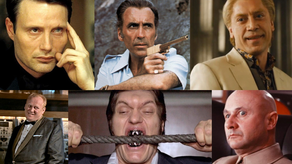 Quiz: Which Bond Villain are You?