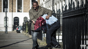 First Photo: Idris Elba in New 'Luther' Special!