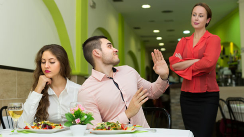 Personality Quiz: How 'American' Are You in Restaurants?