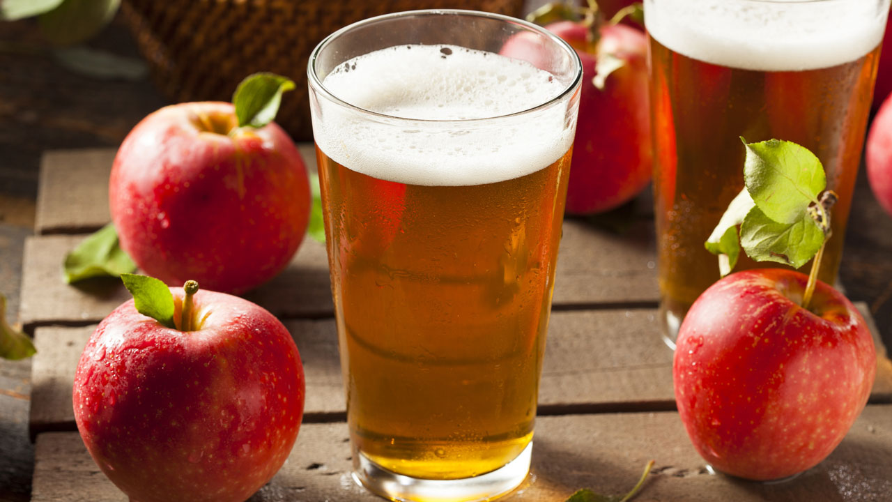 Can a Brit Find Good Cider in America?