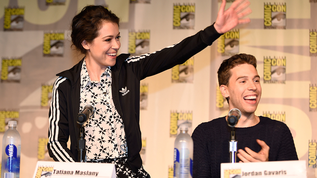'Orphan Black' at San Diego Comic-Con 2015