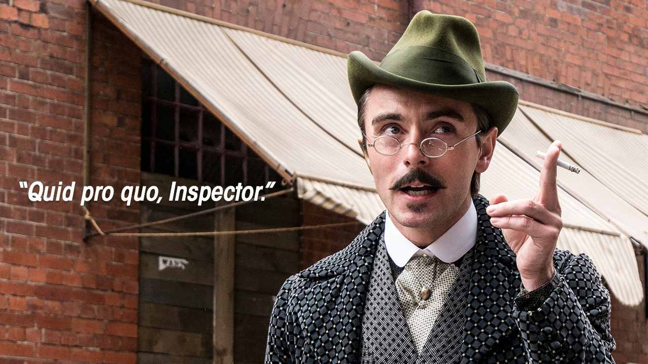 Memorable 'Ripper Street' Quotes