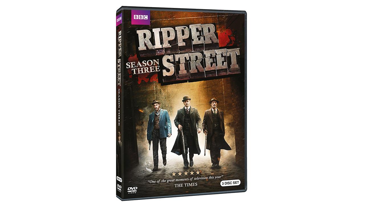Get <i>Ripper Street</i> Season 3