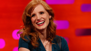 Jessica Chastain's Comeback for 'Ginger Haters'