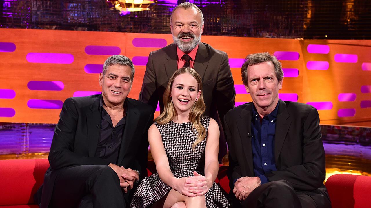 Clooney's Comic-Con Honeymoon?