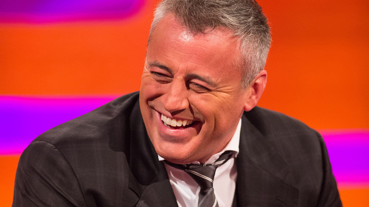 Matt LeBlanc Sings <i>Friends</i> Songs