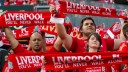 Liverpool fans in America. (Photo: Cal Sport Media via AP Images)