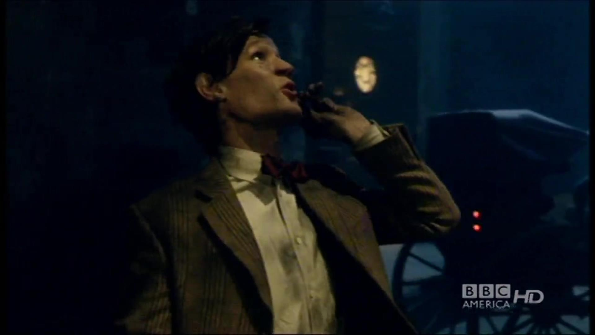 A Christmas Carol - Preview Clip 3 | Watch Doctor Who Video Extras | BBC America