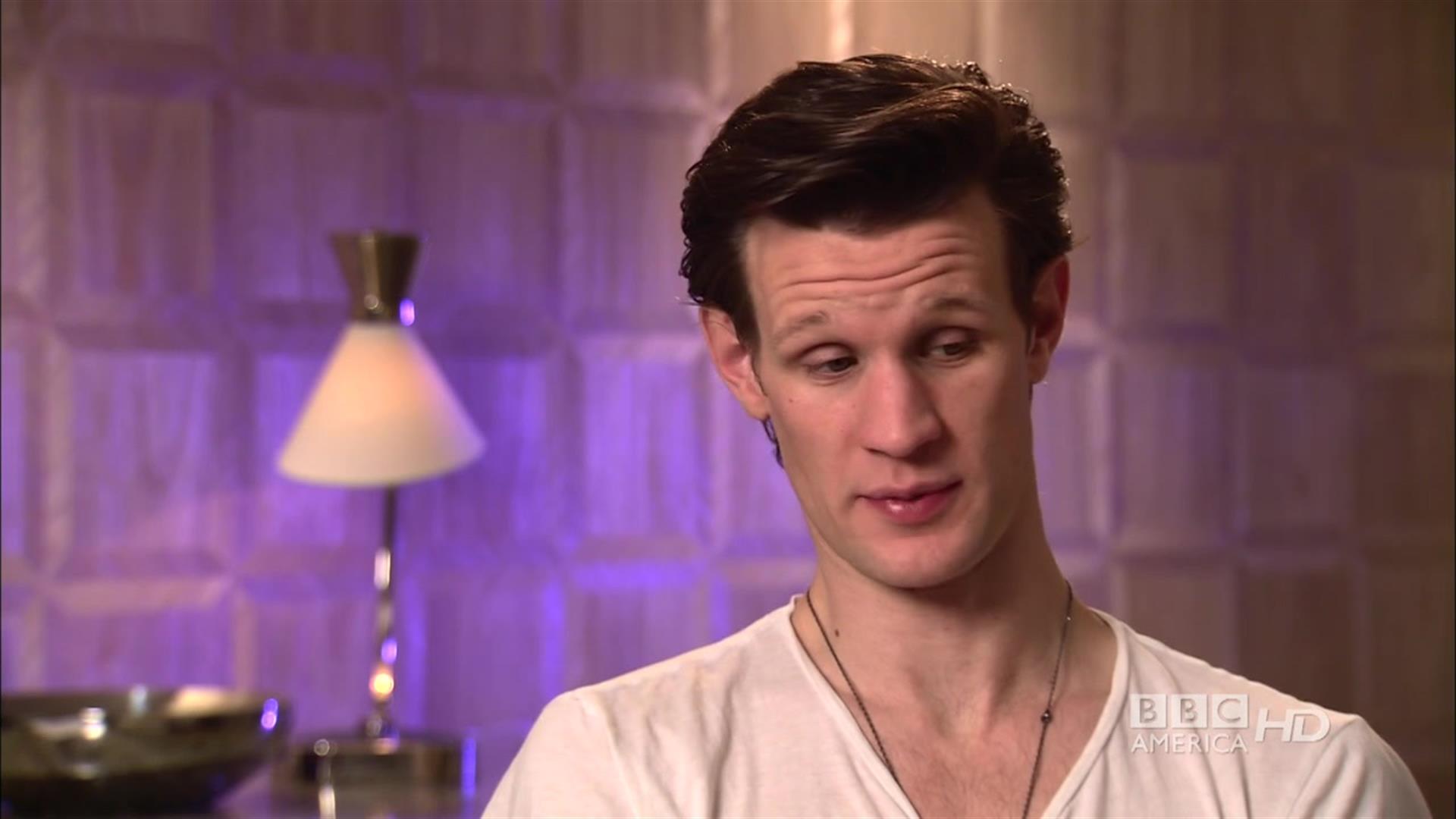A Christmas Carol - Matt Smith on the writing | Watch Doctor Who Video Extras | BBC America