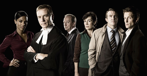Cast of 'Law & Order: UK'