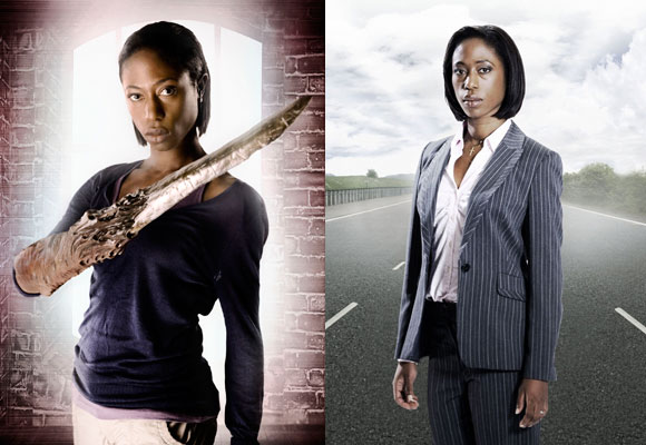 "In the Season 2 episode ""Sleeper,"" Amuka-Bird played Beth, an alien ""sleeper agent"" with strange technology embedded in her arm.  Amuka-Bird has not lacked for work since Torchwood, appearing on The No. 1 Ladies' Detective Agency, Small Island, and as government minister Samantha Willis on the post-apocalyptic drama Survivors. This fall, she's set to appear opposite Idris Elba in the upcoming Luther miniseries."