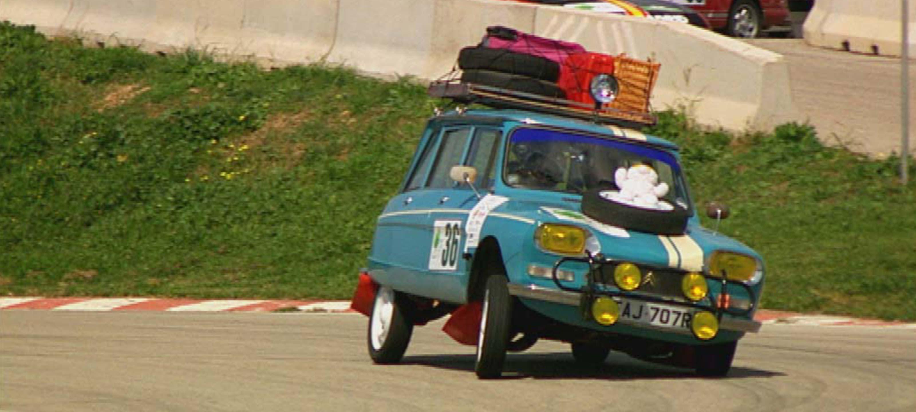 Classic Car Rally | Top Gear | BBC America