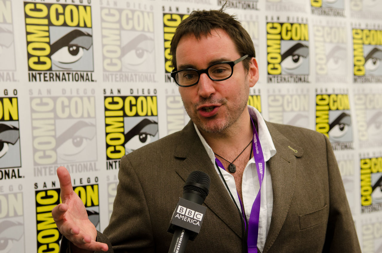 Toby Whithouse. Photo by Dave Gustav Anderson.