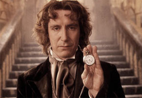 How To Dress Like The Eighth Doctor | Anglophenia | BBC America