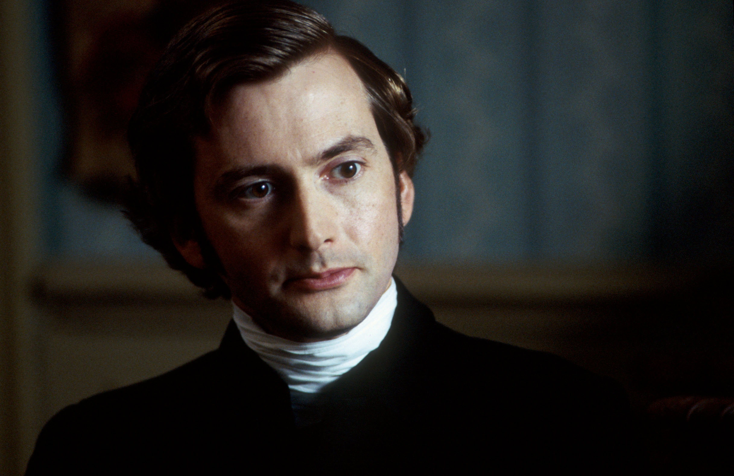 "Tennant as a babe-magnet minister? The star showed off his comedic chops in this adaptation of Anthony Trollope's novel about the collapse of a young couple's marriage. Watch a clip, which features Fenella Woolgar, who played Agatha Christie in the Doctor Who episode, ""The Unicorn and the Wasp."""