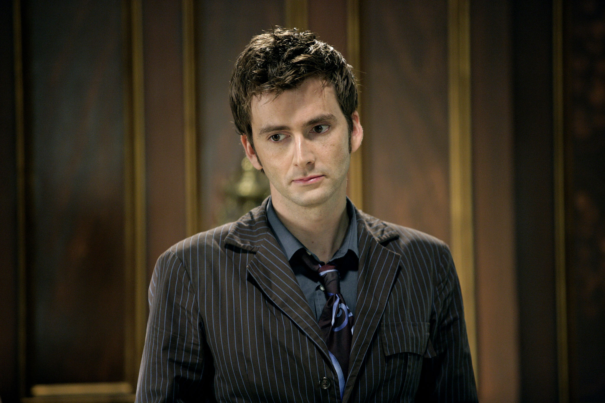 The role that began the world's love affair with David Tennant. Taking over from Christopher Eccleston was no easy feat, but the charismatic, hyperactive Tennant won over fans, becoming the most beloved Doctor since Tom Baker.