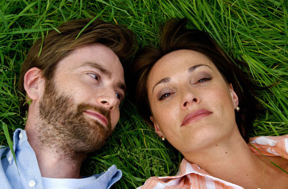 Tennant reunited with Viva Blackpool co-star Sarah Parish in this one-off drama, in which he plays a family man who suffers brain damage in a car accident. Watch clip.