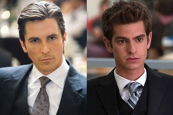 Vote in the Anglo Fan ... Andrew Garfield Christianity