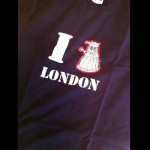 A Dalek London t-shirt.