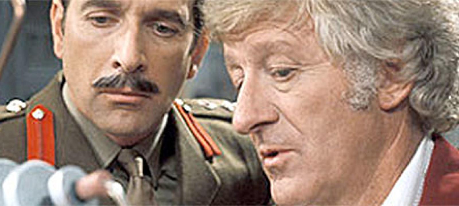 The Brigadier