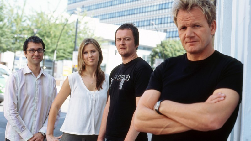 Restaurant Kitchen Nightmares ramsay's kitchen nightmares | bbc america
