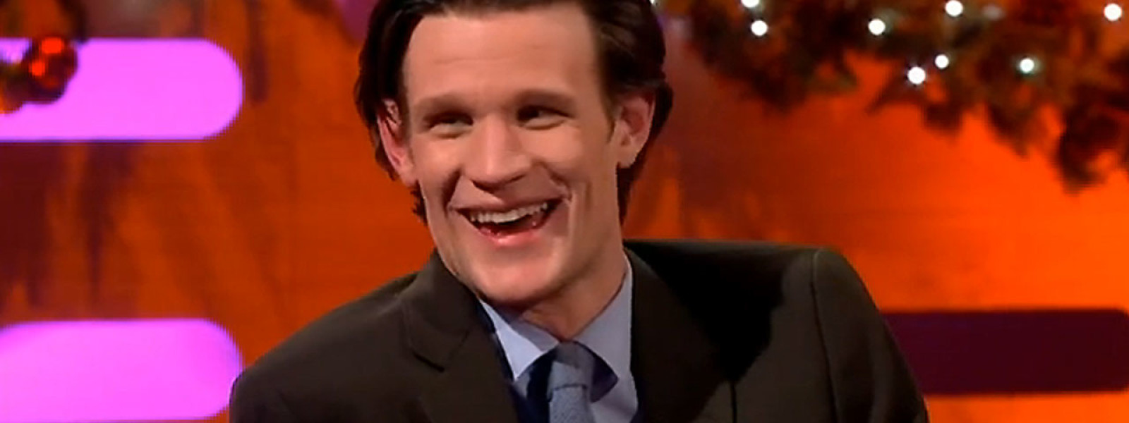 The Eleventh Doctor Matt Smith