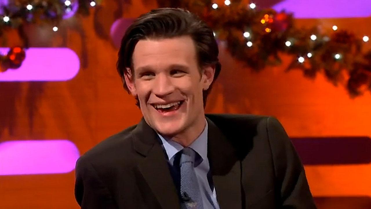 The Eleventh Doctor Matt Smith