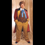 The Sixth Doctor (Doctor Who), Shirley, Florida