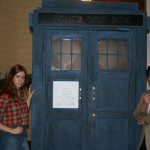 The Eleventh Doctor with Amy Pond (Doctor Who), Josh, Georgia