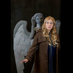 Sally Sparrow and Weeping Angel (Doctor Who), Diana, Florida