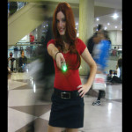 Amy Pond (Doctor Who), Victoria, New York