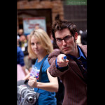 The Tenth Doctor and Rose (Doctor Who), Ryan and Essay