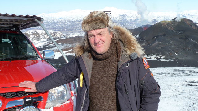 James May in Iceland