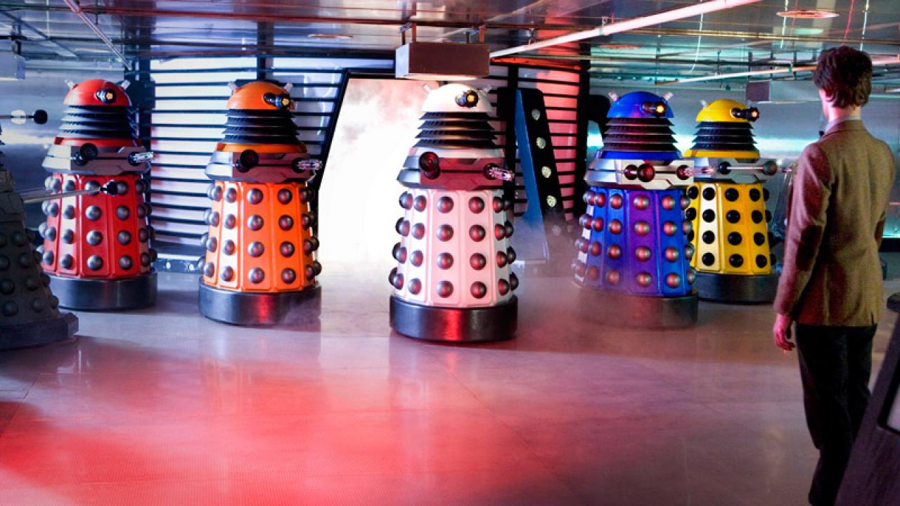 New Dalek Breed