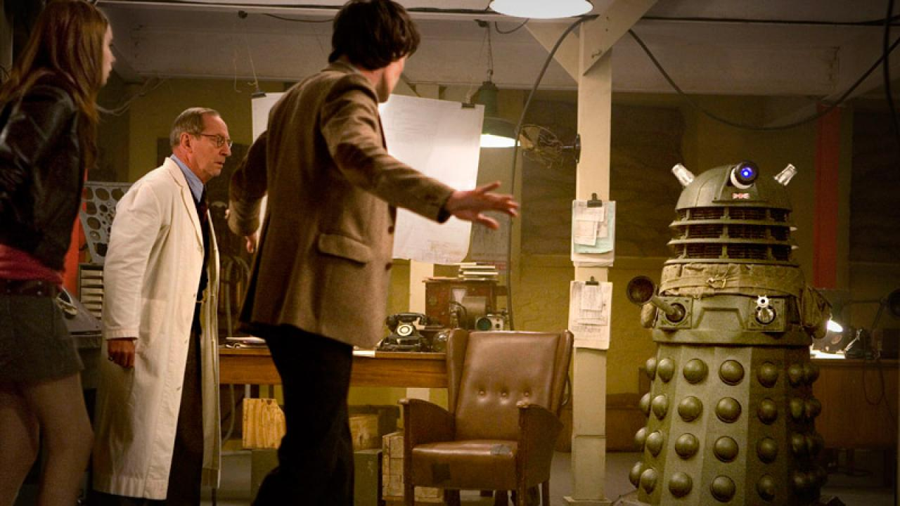 Dalek Encounter