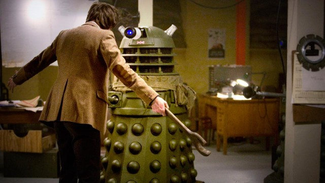 Challenging a Dalek
