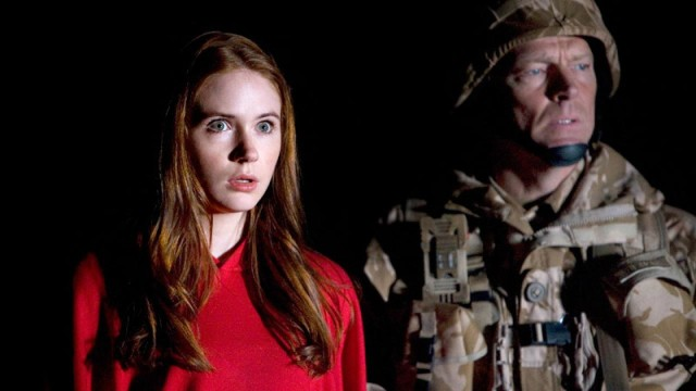 Amy and Father Octavian