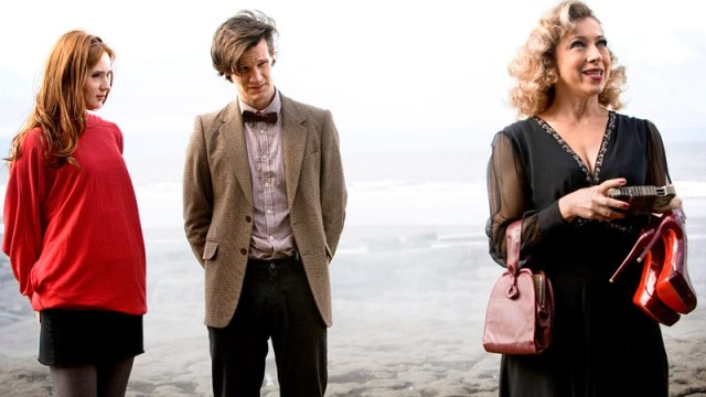 River with the Doctor