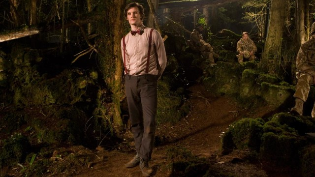 The Doctor in the Forrest