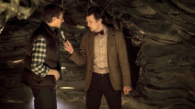 The Doctor and Rory
