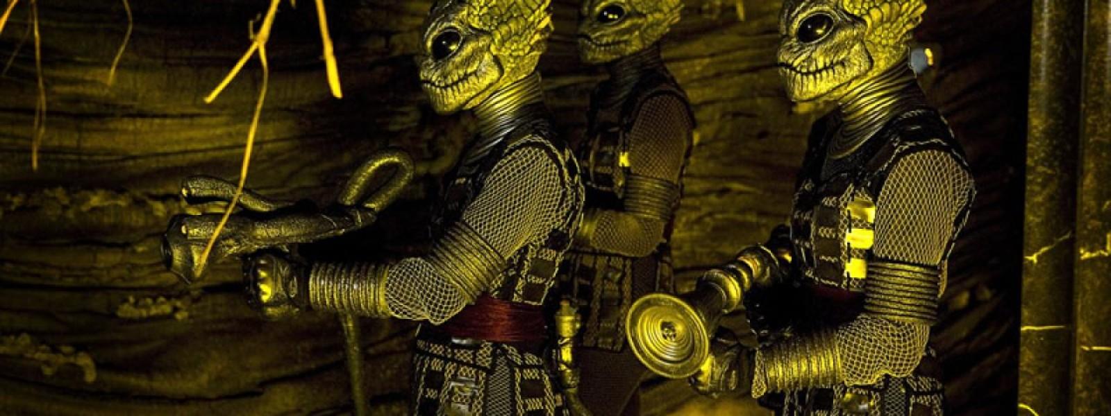 Silurian Warriors