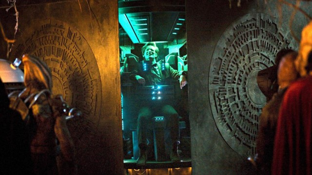 The Doctor in the Pandorica
