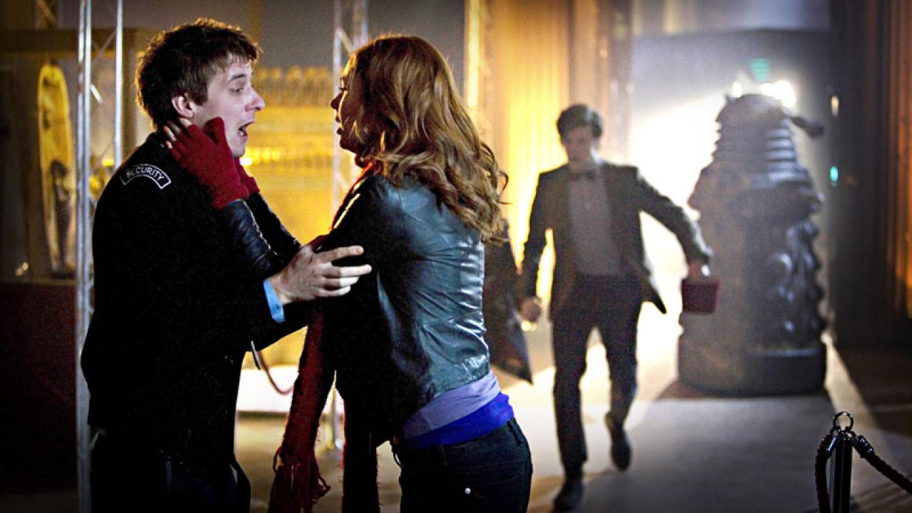 Amy and Rory Reunited