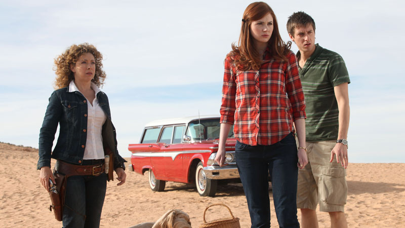 River, Amy and Rory